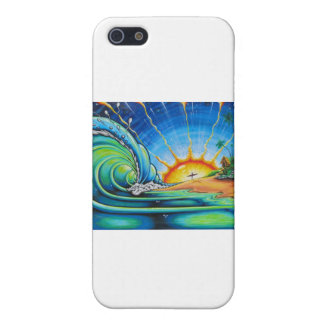 Surfer Design iPhone 5 Cover