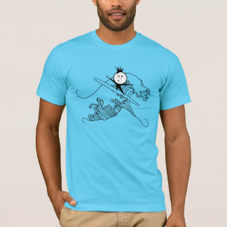 Surfer Dewey T-Shirt