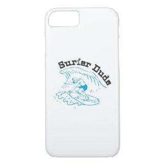 Surfer Dude iPhone 7 Case