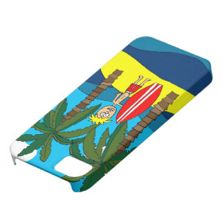 surfer dude phone case iPhone 5 covers