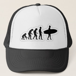 Surfer Evolution Hat
