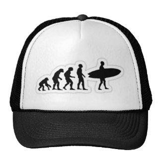 Surfer Evolution Hat