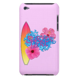 Surfer Girl Barely There iPod Covers