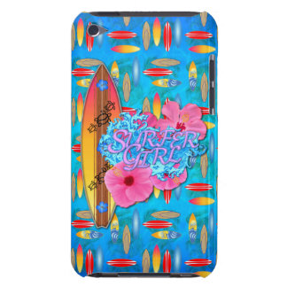 Surfer Girl Barely There iPod Cover