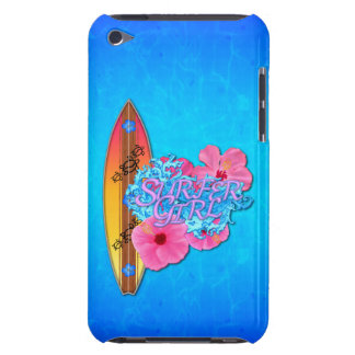 Surfer Girl iPod Touch Case-Mate Case