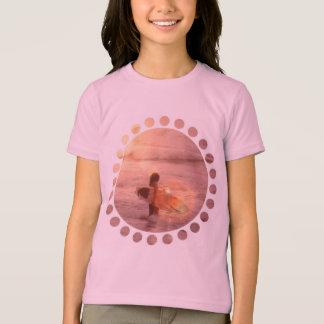 Surfer Girl Girl's T-Shirt