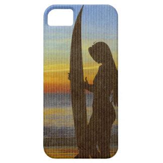 Surfer Girl iPhone Case