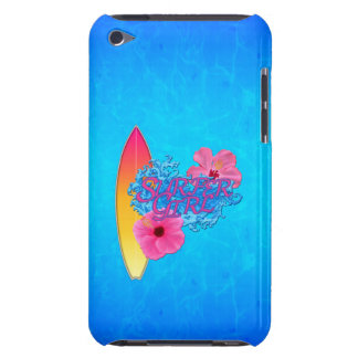 Surfer Girl iPod Touch Cases