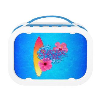 Surfer Girl Lunch Box