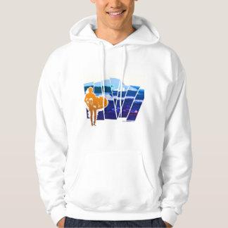 Surfer Guy Hoodie