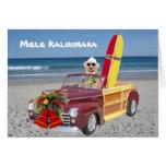 Surfer/Hawaiian Christmas