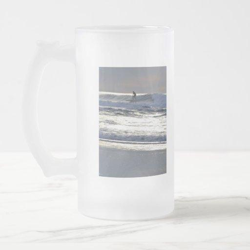 Surfer Coffee Mugs