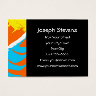 Surfer ~ Professional Business Card