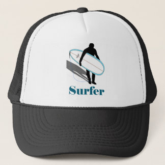 SURFER TRUCKER HAT