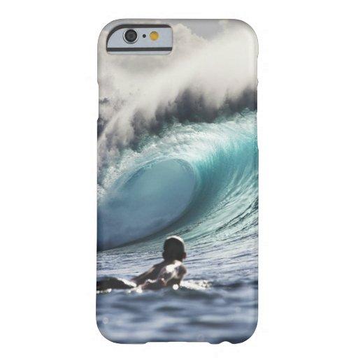 Surfer wave iPhone 6 case