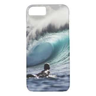 Surfer wave iPhone 7 case
