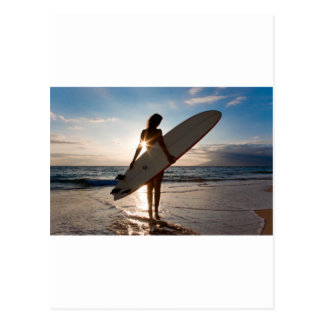 surfergirl.jpg postcard