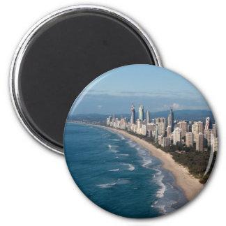 Surfers Paradise Gold Coast Queensland Australia Magnet