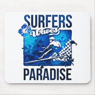 surfers paradise mouse pad