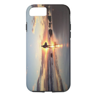 Surfer's Paradise Sunset iPhone Case