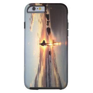 Surfer's Paradise Sunset iPhone Case Tough iPhone 6 Case