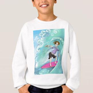 surfers sweatshirt