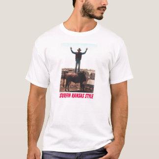 Surfin Kansas T-Shirt