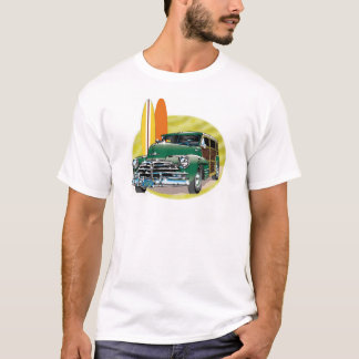 Surfin Woody T-Shirt