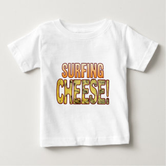 Surfing Blue Cheese Baby T-Shirt