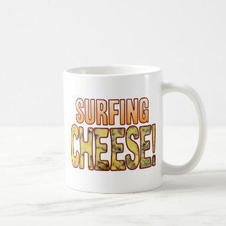 Surfing Blue Cheese Coffee Mug