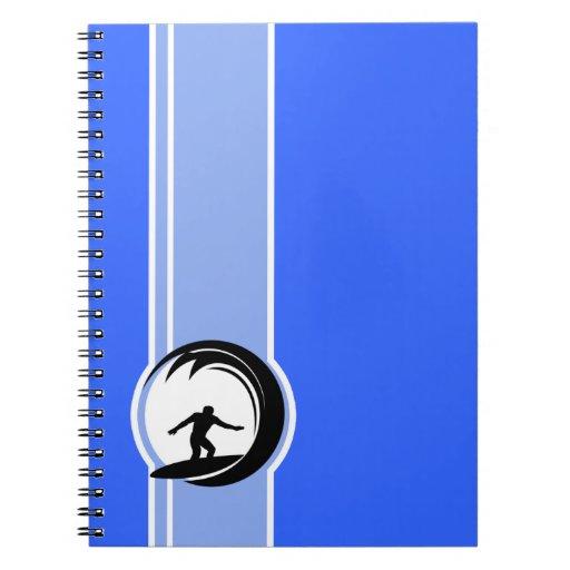 Surfing; Blue Journal