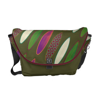 surfing - color surfboards commuter bags