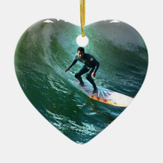 Surfing Competition Ornament