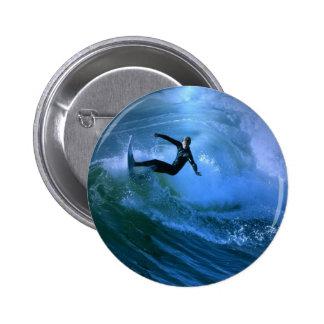 Surfing Curl Button