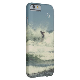 Surfing (customizable) barely there iPhone 6 case