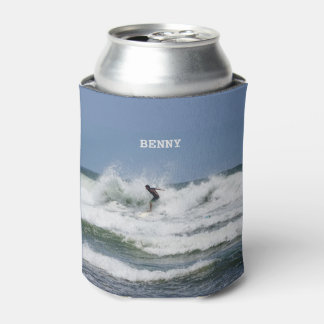 Surfing (customizable) can cooler