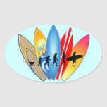 Surfing Evolution