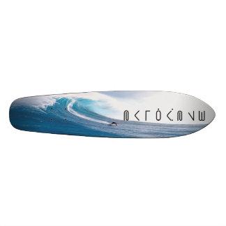 Surfing EVOLVE, 37evolve Skate Board Deck