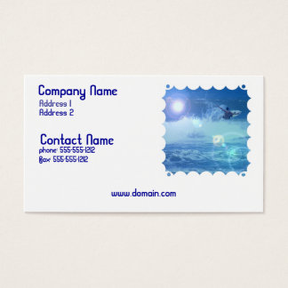 Surfing Extreme Business Card