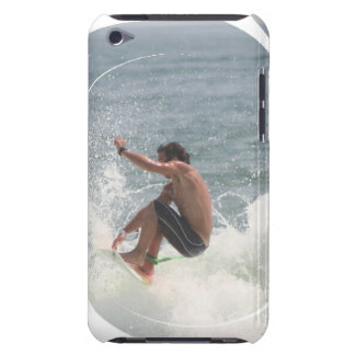Surfing Grab iTouch Case iPod Touch Cases
