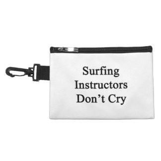 Surfing Instructors Don't Cry Accessory Bag