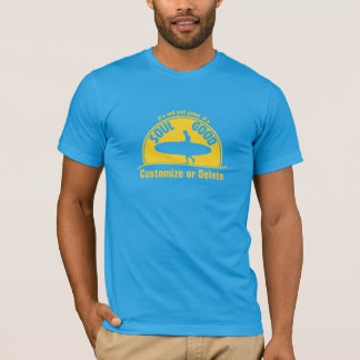 Surfing Longboard Shirt - Soul Good