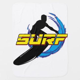 Surfing Mantita Para Bebé