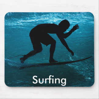 Surfing Mousepads