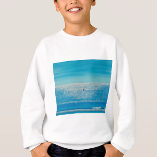 surfing on diamonds. sweatshirt