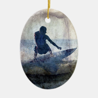 Surfing Ornament 1, Copyright Karen J Williams