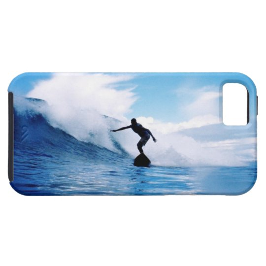 Surfing Photo iPhone 5 Cases