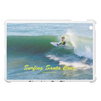 Surfing Santa Cruz California Products iPad Mini Cover