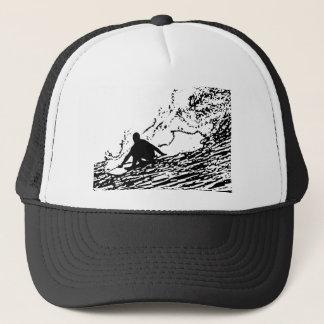 Surfing Surfer Style Trucker Hat