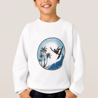 Surfing Sweatshirt